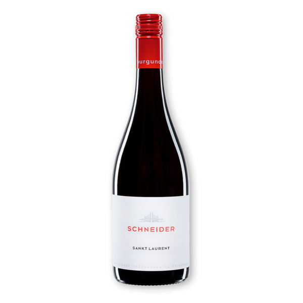 St. Laurent, 2015, Bioweingut Schneider, Thermenregion